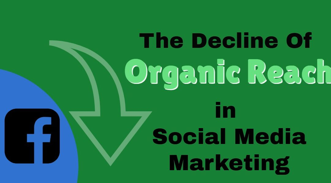 The Decline Of Organic Reach in Social Media Marketing
