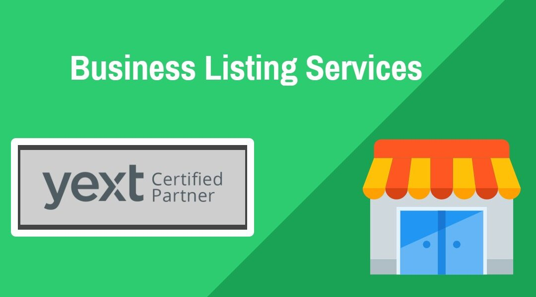 Affordable Yext! Business Listing Services