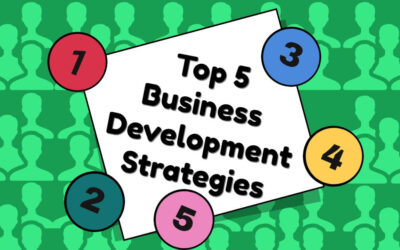 Top 5 Business Development Ideas